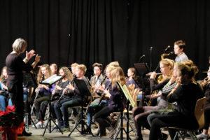 Bläser Klasse Föderung Musiker