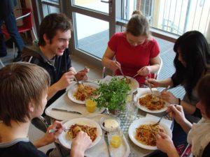 Essen für Schüler Gynmasium Neu Wulmstorf