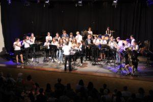 Bläserklasse Förderung musikbegabte Schüler