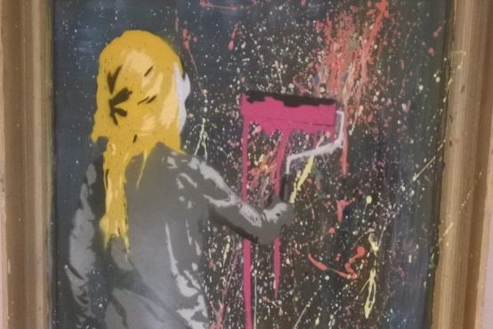 Acrylmalerei Gymnasium Neu Wulmstorf