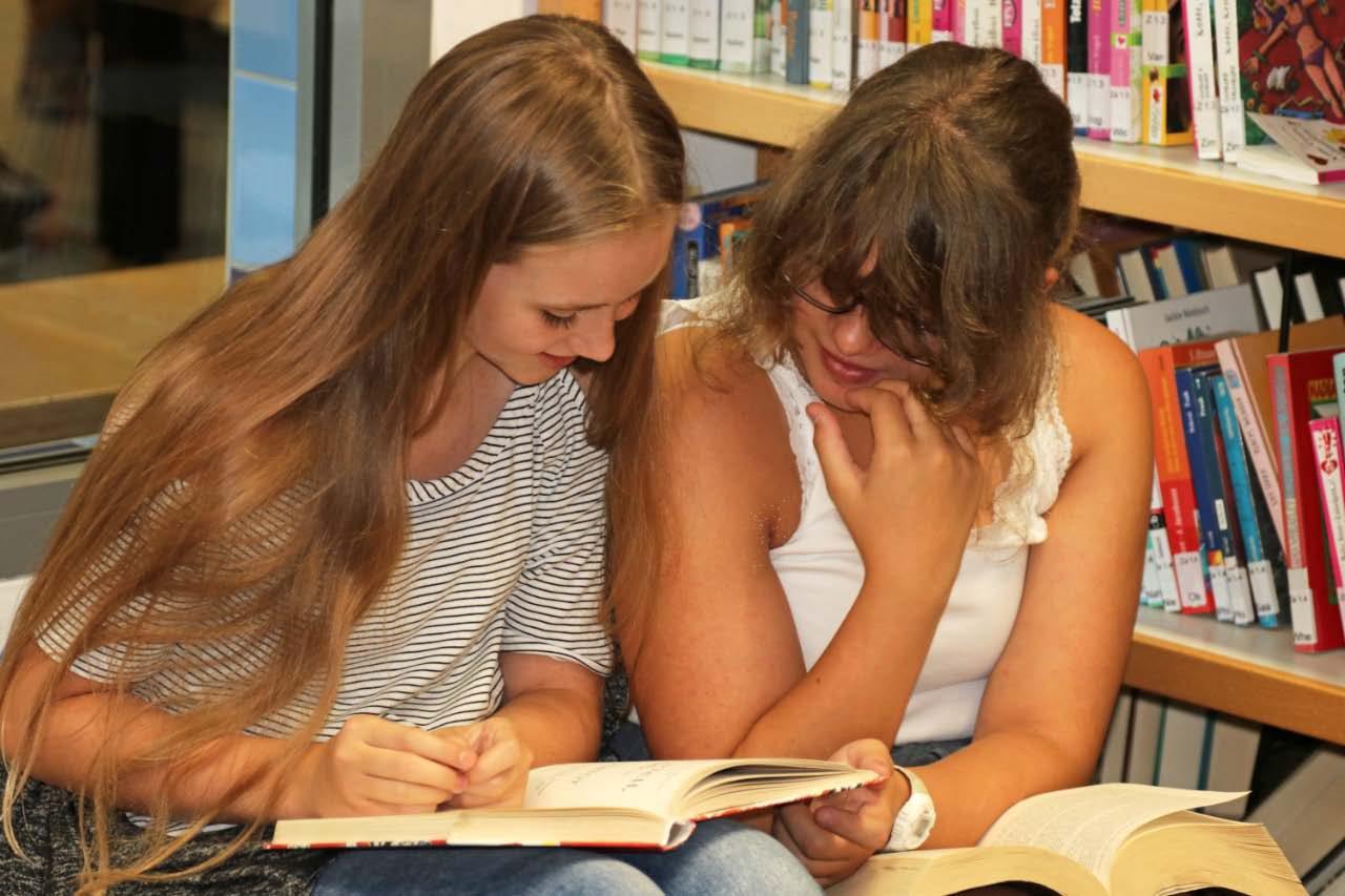 Bücherei Gymnasium Neu Wulmstorf