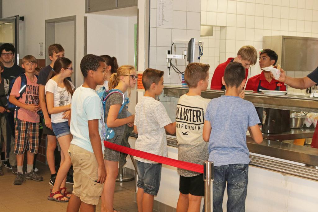 Mittagessen Gymnasium Neu Wulmstorf
