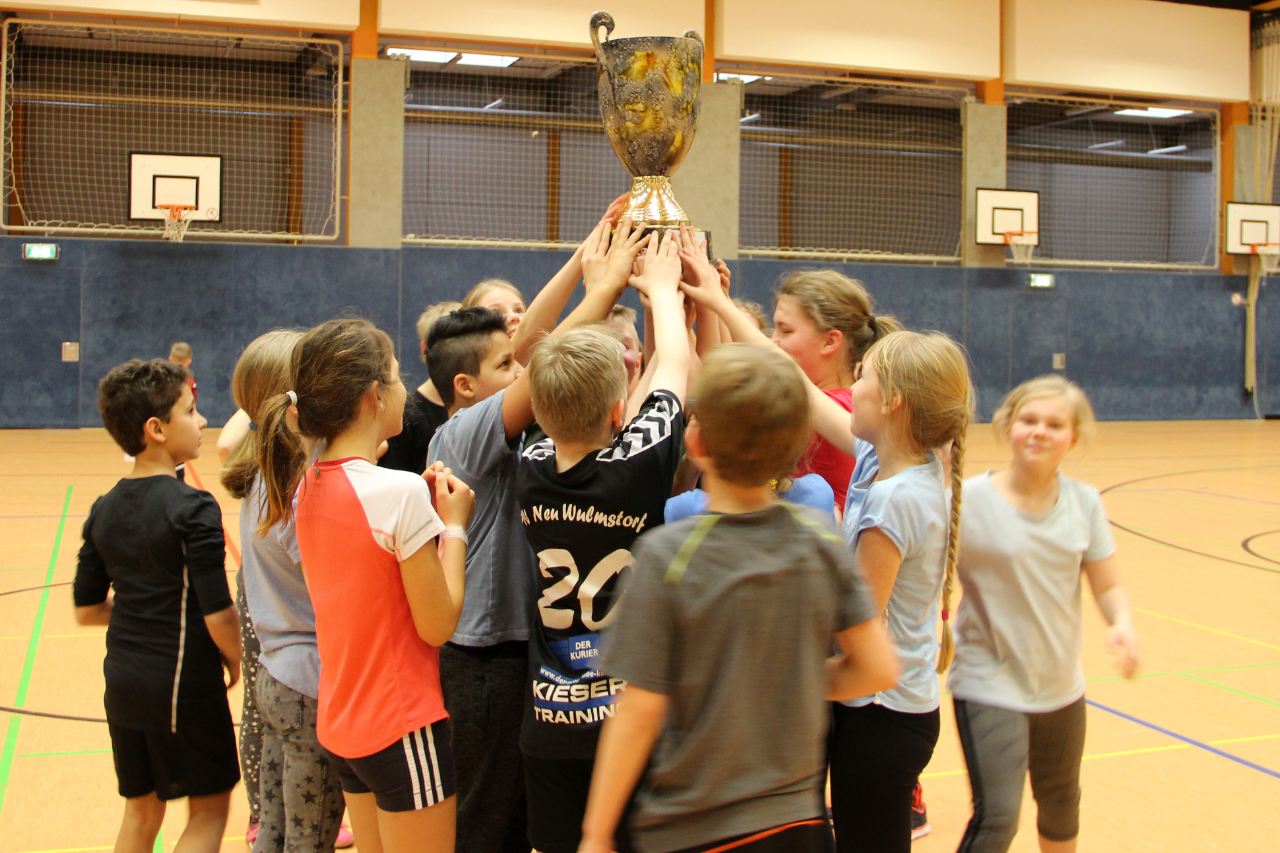 Dodgeballtunier Gymnasium Neu Wulmstor