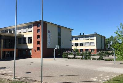 Gymnasium Gebäude
