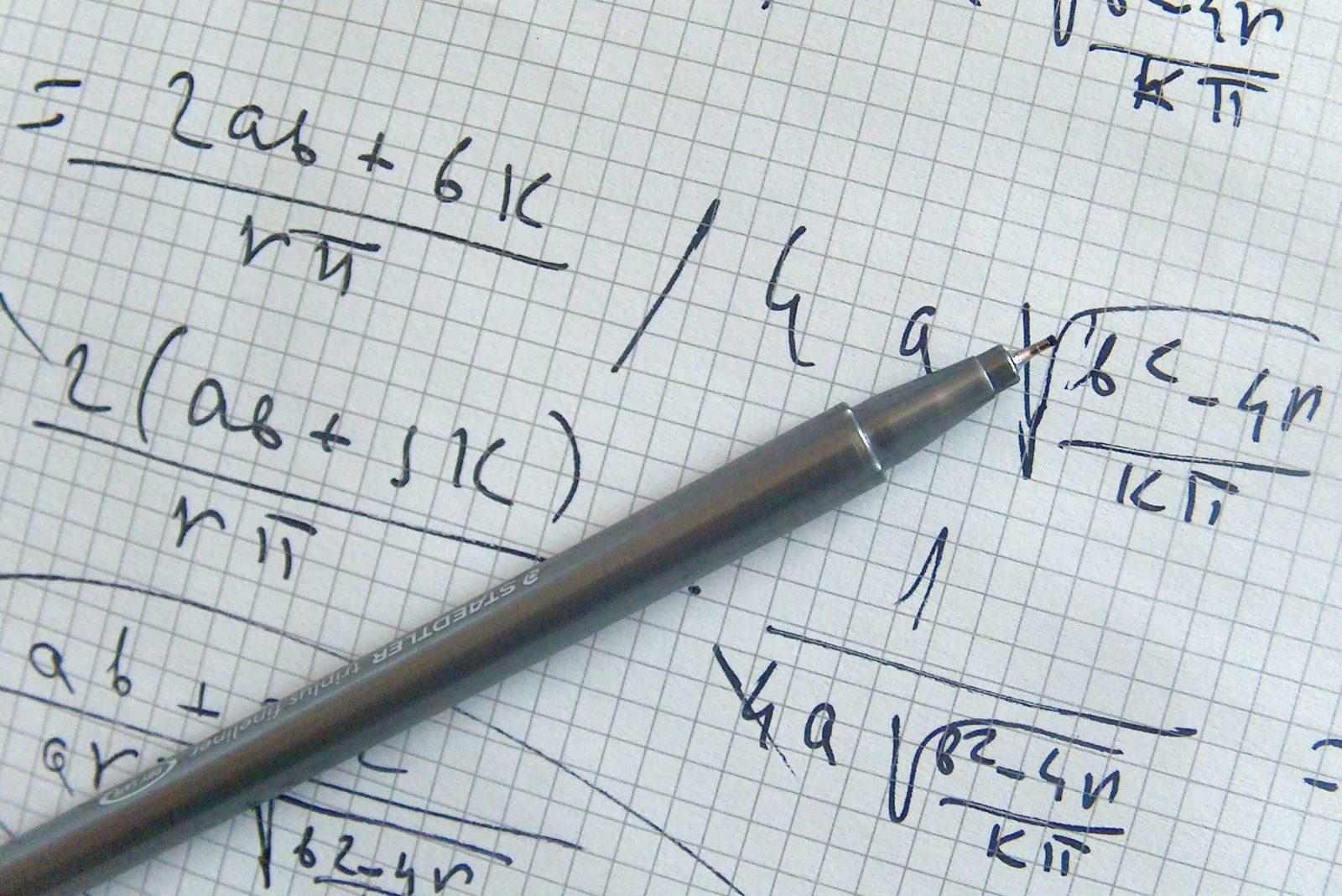Fachbereich Mathematik, lernen für den Alltag