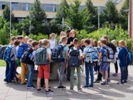 Klasse 5 – Anmeldung zum Schuljahr 2021/22