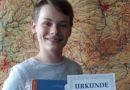 Diercke-Wettbewerb: Jan-Eric Pähler gewinnt den Schulentscheid