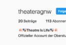 Theater-AG goes Instagram